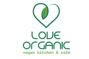 Love organic – logo