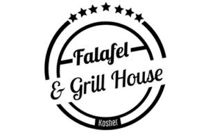 logo falafel grill house