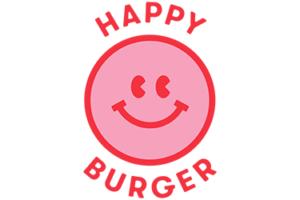 logo happy burger