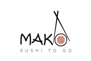 mako sushi logo